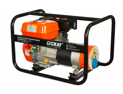 Бензиновый генератор Скат УГБ-2500 Basic
