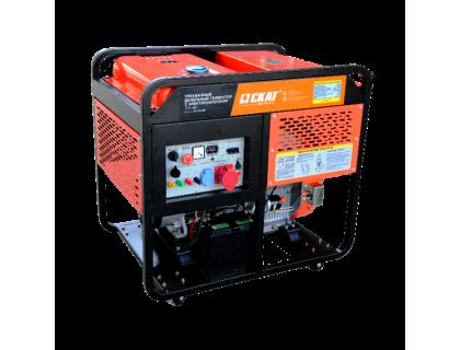 Дизельный трехфазный генератор Скат УГД-11500ЕТ